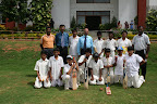 First Match, First Win<br /> Inter school Under-14 Cricket team