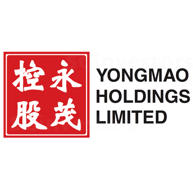 YONGMAO HOLDINGS LIMITED (BKX.SI)