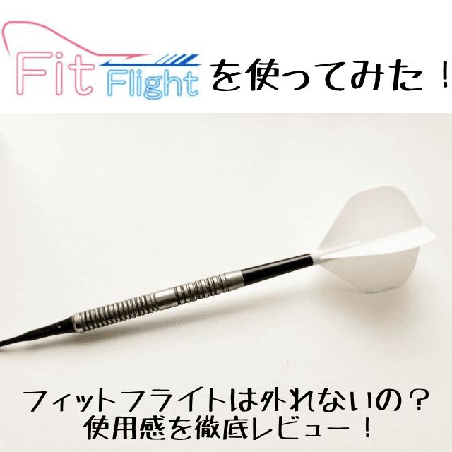 フィットフライトレビュー評判