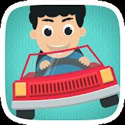 الاطفال يقود سيارة لعبة مجانا