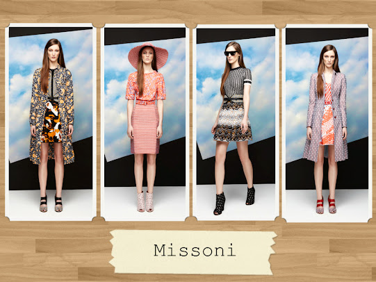 Missoni Resort Wear 2013