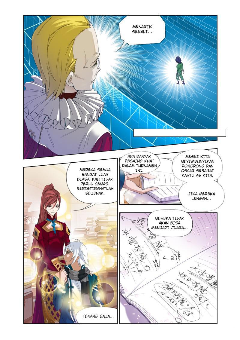 Baca Manga Soul Land Chapter 89 Komik Station