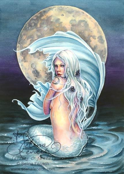 Moon Mermaid, Mermaids