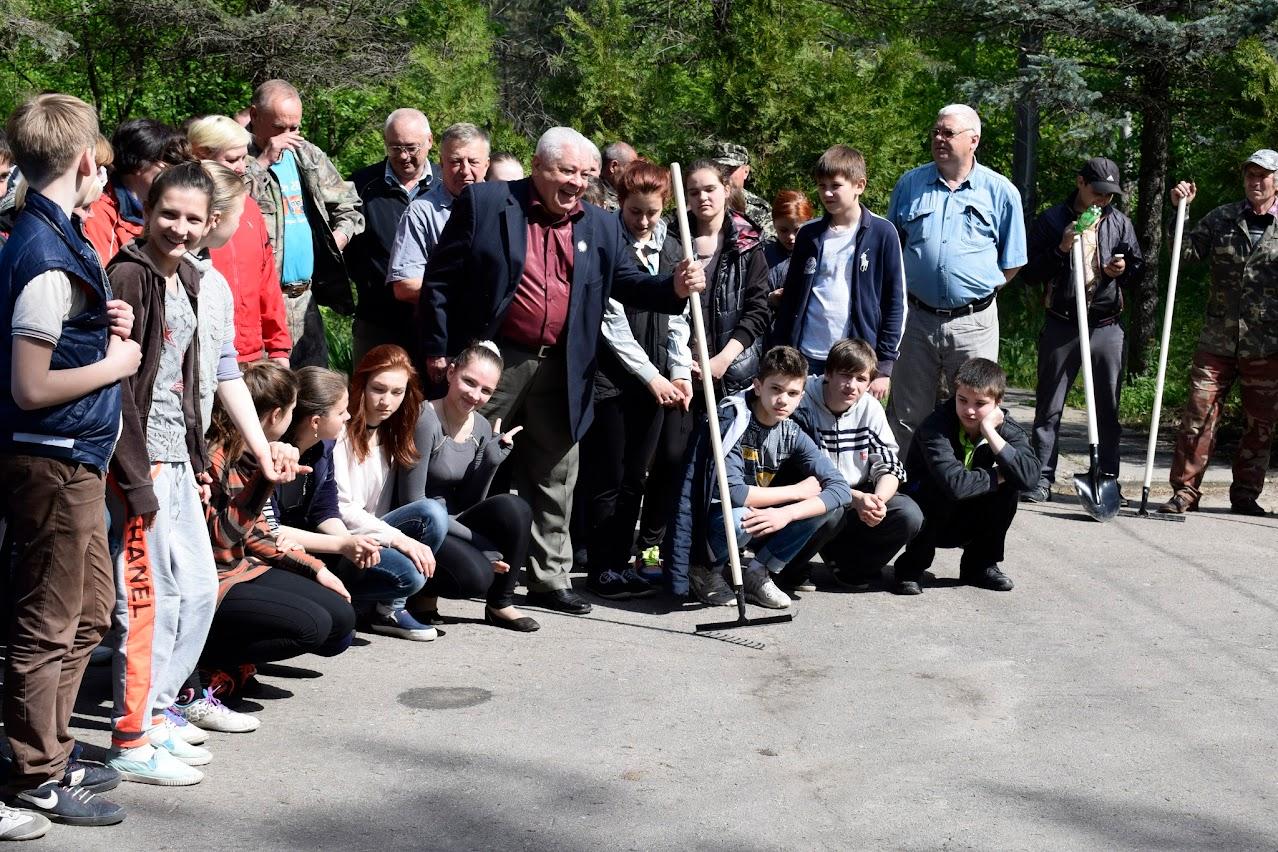 Участь у екологічній акції «Чистий берег Дінця»
