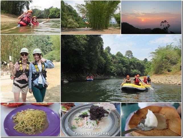 馬來西亞沙巴 九如河泛舟 溜索 (141)
