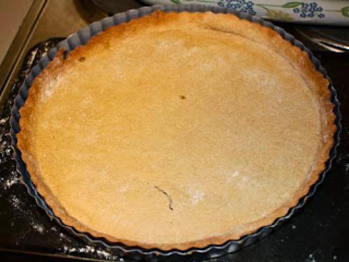 Imbolc Blessings And Vegan Apple Crumble Pie