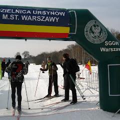 Ola i Piotrek przygotowują się do startu