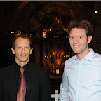 Vierte Geistliche Abendmusik - Kaspar Singer, Violoncello und Dominik Bernhard, Orgel - Basilika Wilten - 19.08.2013