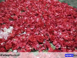 Menjelang Bulan Ramadhan, Bunga Pacar Banyu Alami Lonjakkan Harga