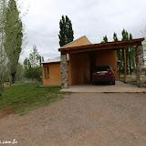 Nossa cabaña, Monte Coirón - Malargue, Argentina