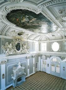 Парадный зал Кадриоргского дворца