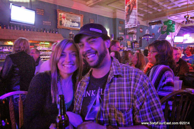 SixtyFourEast - Main Street Pub (Robinson, IL) - 03/2014
