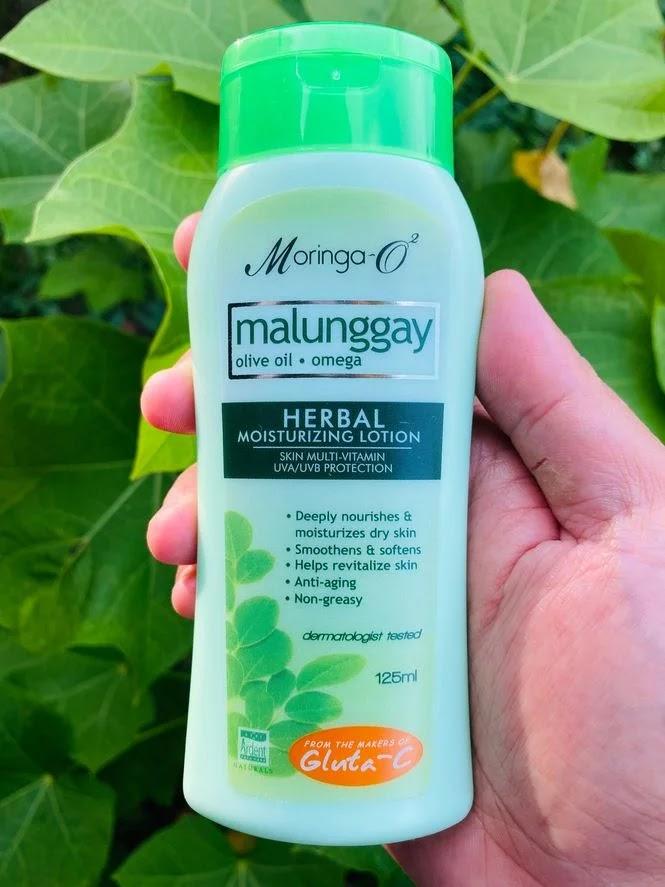 Moringa-O2 Herbal Moisturizing Lotion