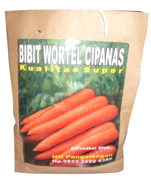 Bibit Wortel kwalitas Super