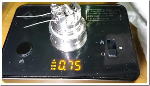 DSC 0244 thumb%25255B3%25255D - 【RTA】「GeekVape AMMIT RTA」レビュー。シングルビルドで超フレイバーチェイスなRTA爆誕!ベスト・オブ・フレイバーチェイサー【電子タバコ/VAPE】
