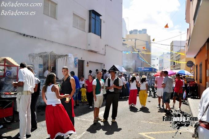 Romería Fiestas en Honor a Santa Lucía 2011 El Puertillo
