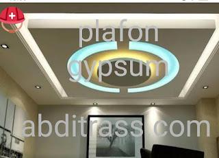 TUKANG PLAFON GYPSUM PVC SHUNDA DI BOGOR JUAL LIST PROFIL