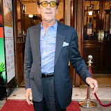 WWW.ENTSIMAGES.COM -   Robert Lindsay   arriving at          FORBIDDEN BROADWAY - Press Night at Vaudeville Theatre London September 15th 2014Phillip George directs return of Gerard Akessandrini's comedy revue which, when it was first performed in New York, poked fun at a range of Broadway stars including Whoopi Goldberg and Elaine Paige.                                             Photo Mobis Photos/OIC 0203 174 1069