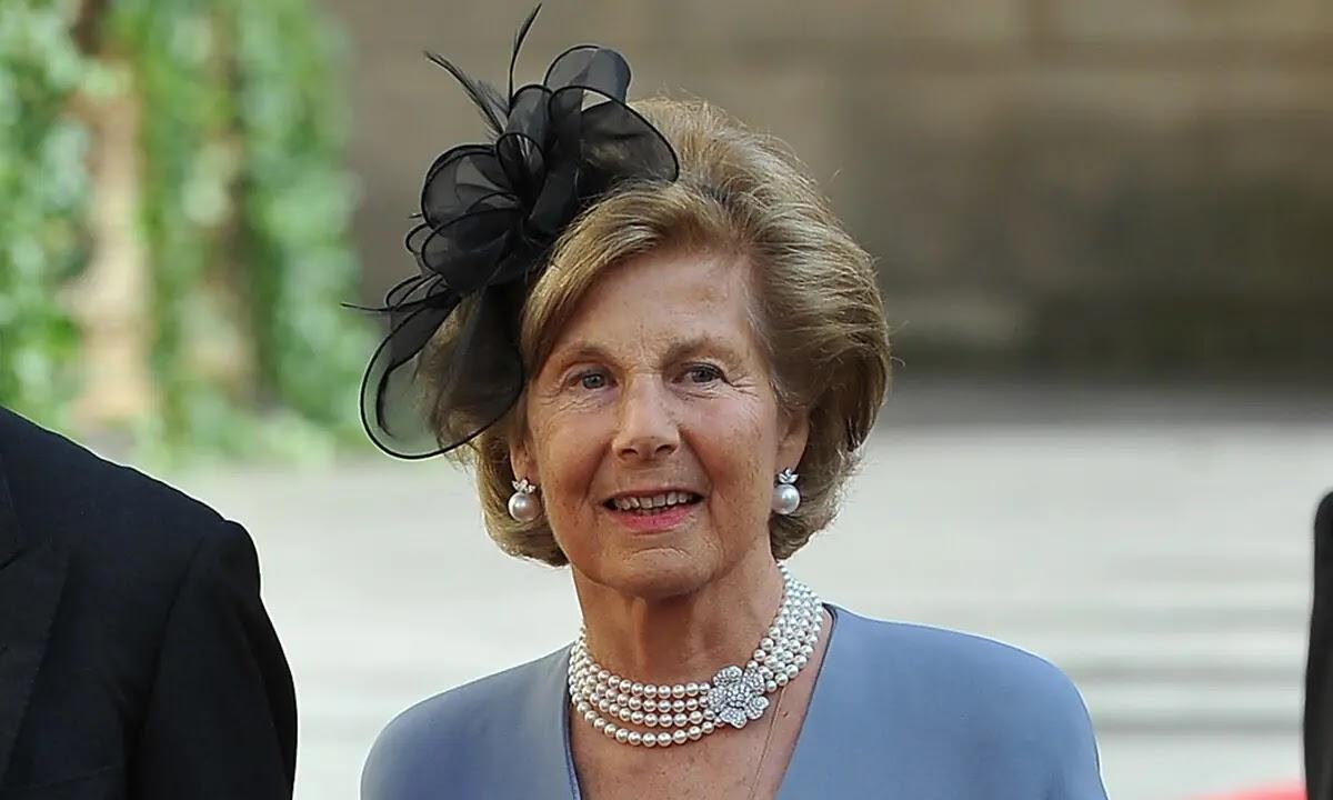 Liechtenstein in Mourning as Princess Marie Passes away aged 81