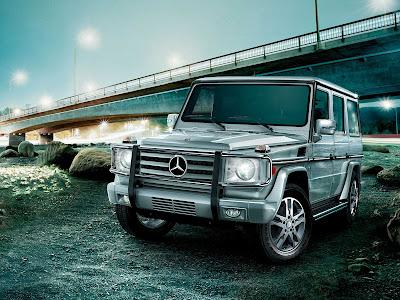 Mercedes Benz G Class 2011 1600x1200 Wallpaper 01