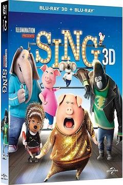 Şarkını Söyle - 2016 3D BluRay 1080p Half-SBS DuaL MKV indir