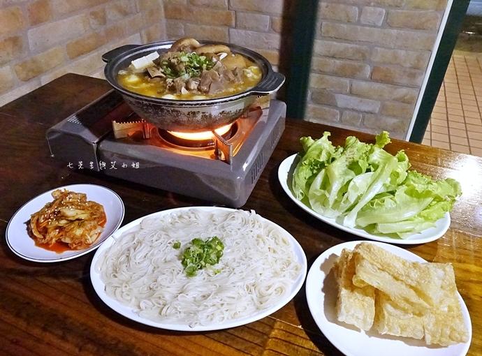 6 合江街 車庫羊肉爐 羊肉湯鍋