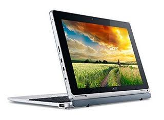 "Acer Aspire SW5-012-192E 32 GB Net-tablet PC - 10.1"" - Wireless LAN - Intel Atom Z3735F 1.33 GHz NT.L4TAA.021"