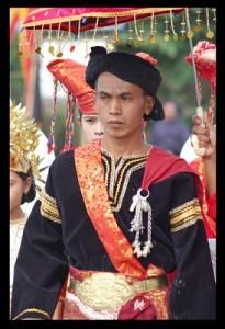 Pakaian Panghulu minangkabau pakaian adat minangkabau