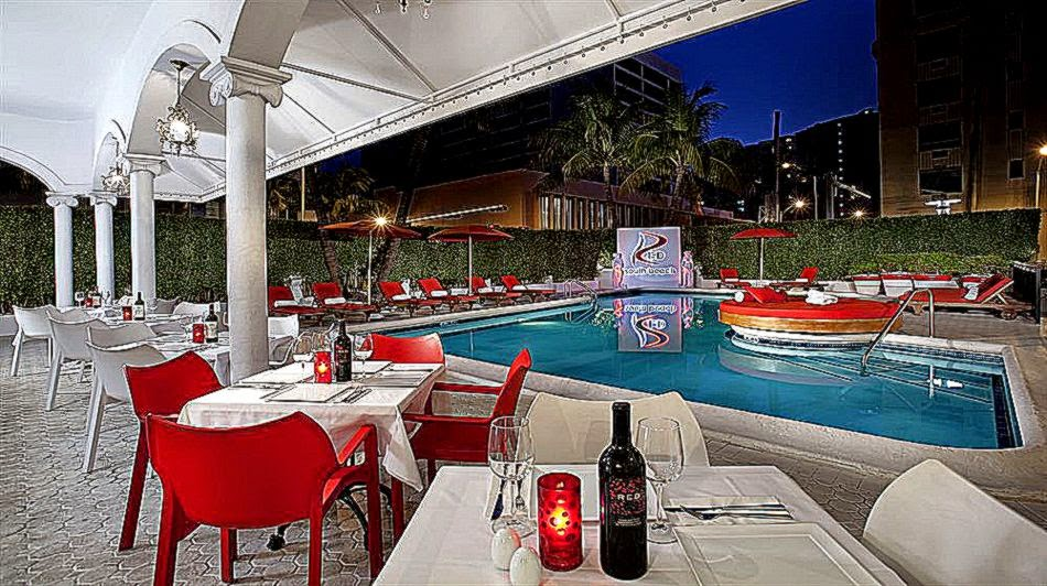 Book Red South Beach Miami Beach Florida   Hotels