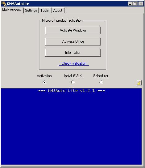 KMSAuto Lite 1.3.1 Portable