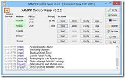 برنامج XAMPP لتهيئة بيئة عمل لتنصيب المواقع والمنتديات والمدونات 1