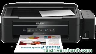 Cách download và cài đặt phần mềm máy in Epson L355