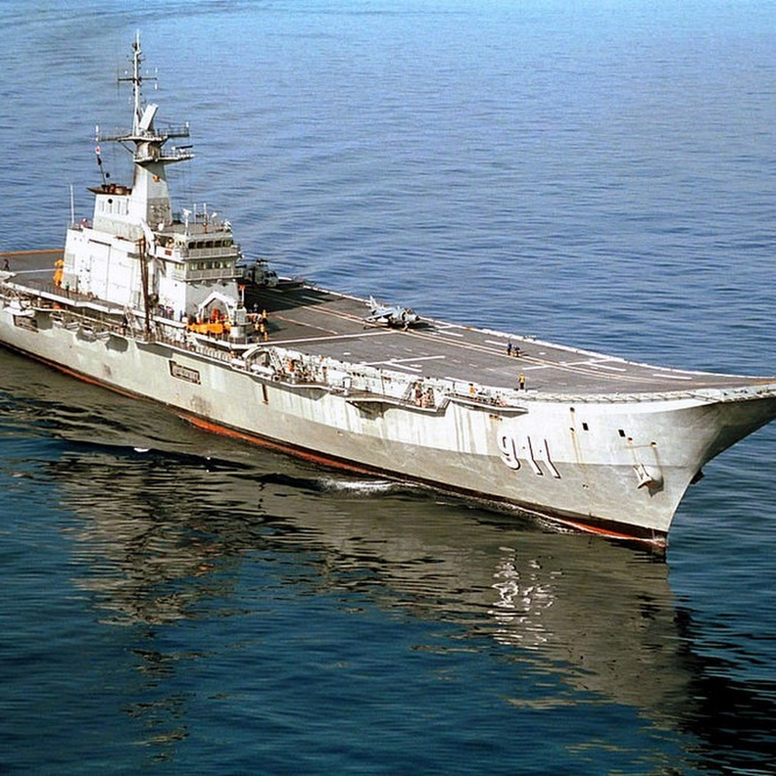 Thailand's Aircraft-Less Aircraft Carrier