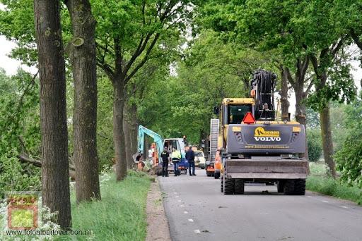 Noodweer zorgt voor ravage in Overloon 10-05-2012 (63).JPG