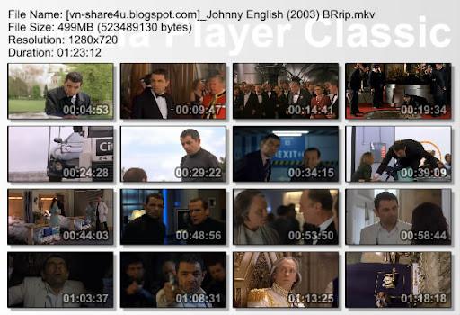 [MF] Johnny English - Điệp viên không không thấy (2003) BRrip [1280*720] [500MB] [Sub Việt] Thumbs20110710221013