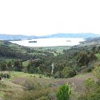 Panorámica de la laguna