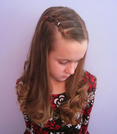 Little Girls Hairstyles