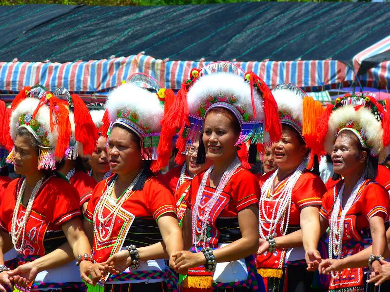 Hualien County. De Liyu lake à Guangfu, Taipinlang ( festival AMIS) Fongbin et retour J 5 - P1240570.JPG