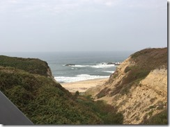 One Thing You Have To Do Here Is Walk The Coastal Path Views Are Some Of Best In World Can Mavericks Beach Where Many