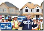 Harper economy