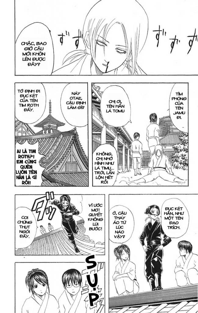 Gintama Chap 49 page 6 - Truyentranhaz.net
