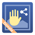 Share with Care DONATE icon