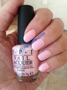 Opi nail polish swatches, review