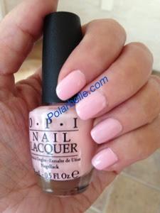 Opi nail polish swatches, review