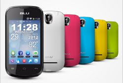 Blu Dash 3.5 Dual-SIM Android for under $100