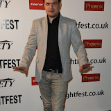 OIC - ENTSIMAGES.COM - Abner pastoll at the Film4 Frightfest on Sunday    of  Road Games  UK Film Premiere at the Vue West End in London on the 30th August 2015. Photo Mobis Photos/OIC 0203 174 1069
