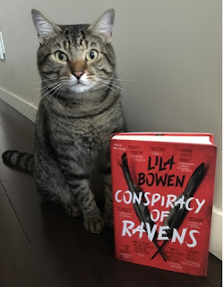 Pickles with Conspiracy of Ravens