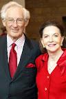 Bob Capper and Joyce Capper.