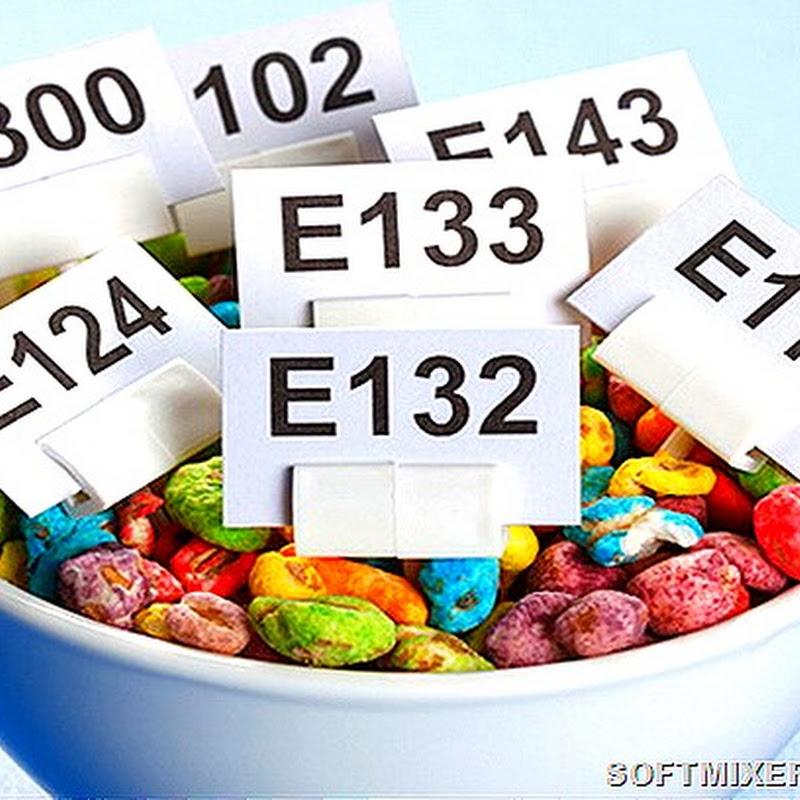 Пищевые добавки: история еды... или яда?