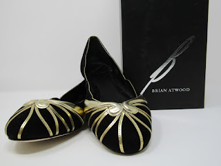 Brian Atwood Flats